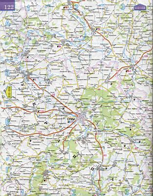 Воронеж подробная карта города