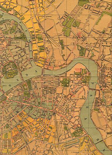 Карта кладов подмосковья московская