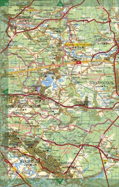ЖЕЛЕЗНОДОРОЖНЫЙ на 1-й карте